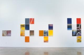 "Installation view of ""Furniture Art"" series at Visual Arts Center (Austin, Texas)"