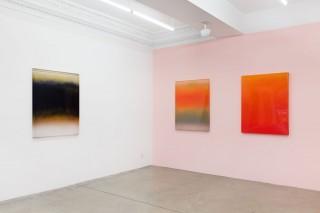 Installation view at Eleven Rivington, NY